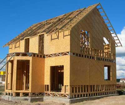 Строительство жилья из плит ОСП